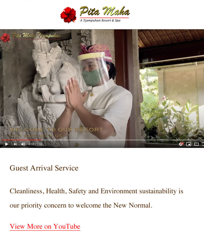 Cleanliness, Health, Safety and Environment sustainability is our priority concern to welcome the New Normal covid-19